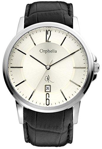 Orphelia Herren-Armbanduhr Général Analog Leder 132-6708-84 -