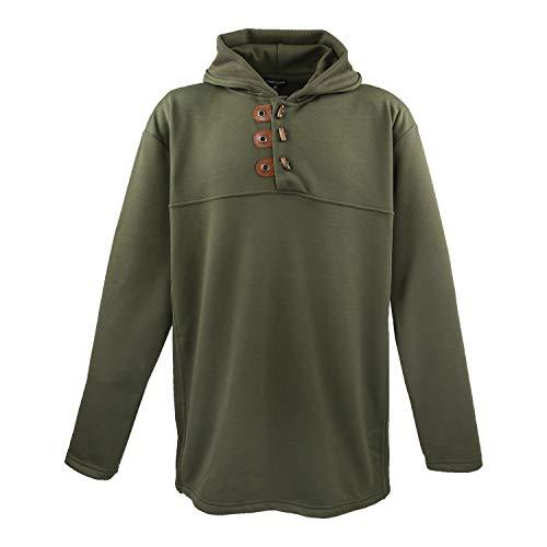 Lavecchia LV-605-Khaki-Sweatshirt (7XL)