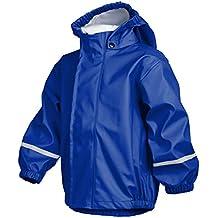 smileBaby Chubasquero con capucha desmontable Unisex Diferentes colores y tallas