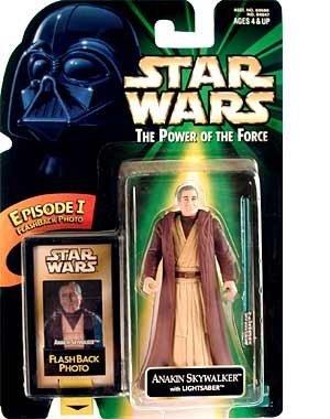 Figura Star Wars The Power Of The Force Anakin Skywalker