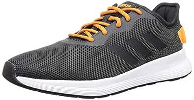 Adidas Men's Fluo M GRESIX/Carbon/BORANG Running Shoes-6 UK/India (39 EU) (CL7611_6)