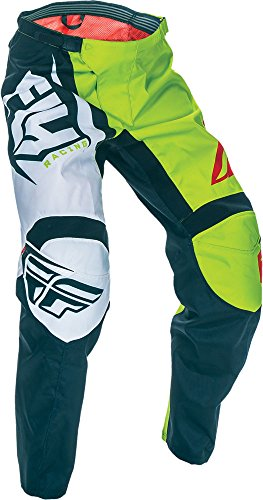 Fly Racing F-16 Motocross/MX Hose schwarz-lime 42 (42 Bike Dirt Hose)