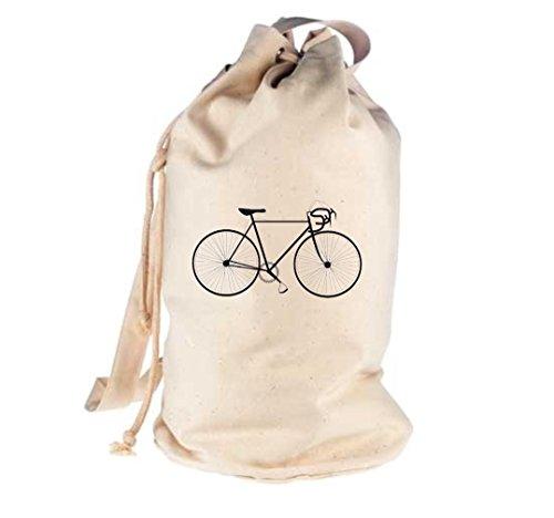 Seesack Fahrrad bike Rad Bonanza BMX Kult Gymsack Kultsack natur