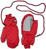Barts Nylon Mitts, Gants Garçon, Rouge (Rot), 1 (Taille Fabricant: 1)