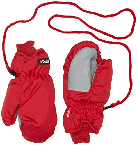 Barts Jungen Handschuhe Rot (Rot) 1 - Für Mädchen-größe Ski-jacken 14