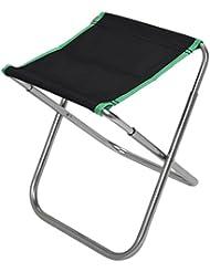 AOTU Tissu Oxford Chaise de camping fauteuil pliable avec sac de transport pour Patio exterieur Peche