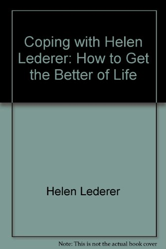 coping-with-helen-lederer-how-to-get-the-better-of-life