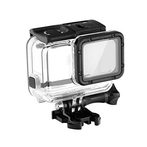 Galleria fotografica efluky gopro session eroe Standard Custodia protettiva impermeabile per videocamera GoPro Hero 5 sessione