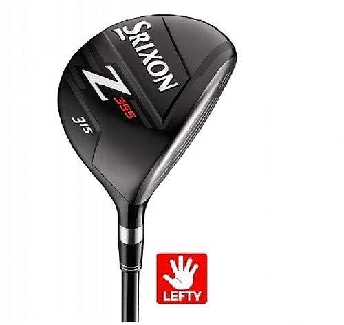 Srixon Z-355 Golfschläger für Linkshänder, 15 ° Fairway 3, Holz, Miyazaki Jinsoku steif