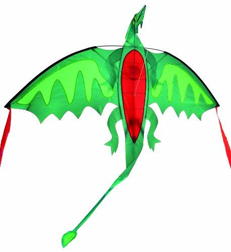 Brookite - Cometa, diseño de dragón