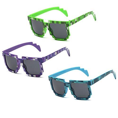 Wang-RX Kindersonnenbrille Mädchen Jungen Kinder Niedliche Vintage Silikon Sonnenbrille UV400 Eyewear TR90 Silikon Schutzbrille