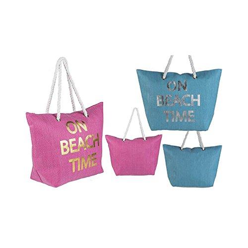 badetasche-zwei-farben-design-on-beach-time-haus-und-mehr-pink