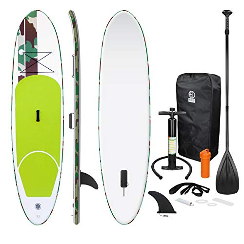 ECD Germany Stand up paddle board gonflable - 308 x 76 x 10...