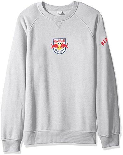 adidas Lokale Slogan Crew Fleece, Herren, Local Slogan Fleece Crew, Stone, Small -