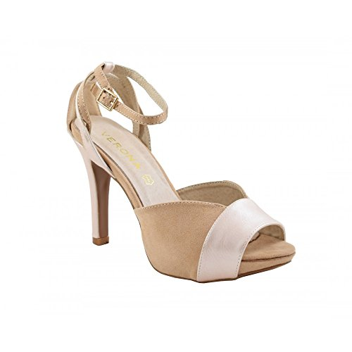 Benavente , Damen Pumps Beige