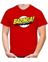 Bazinga T-Shirt | The Big Bang Theory | Fun | M2