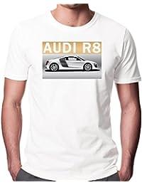 R8 Men's Fashion Quality Heavyweight T-Shirt.