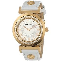 Versace P5Q82D001S001 - Reloj Analógico Para Hombre, color Blanco