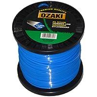 Greenstar 3845 Bobine fil nylon carré 3,0 mm x 120 m