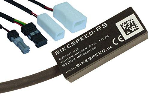 bikespeed-RS Tuning mit tatsächlicher Geschwindigkeitsanzeige für alle Bosch Motoren