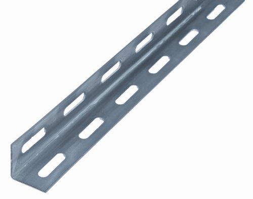 432942 Winkelprofil - Stahl, feuerverzinkt, 1000 x 27 x 27 mm