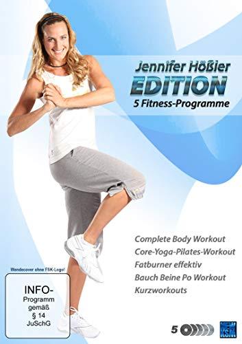 Jennifer Hössler Edition - 5in1 [5 DVDs]