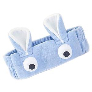 B Baosity Baumwolle Haarband Stirnband Haarschmuck Gesicht Waschen Spa Dusche Kopfband
