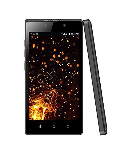 LYF Flame F8 Dual Sim 4G VoLTE (1GB RAM/8GB ROM /Android 6.0 Marshmallow)Black