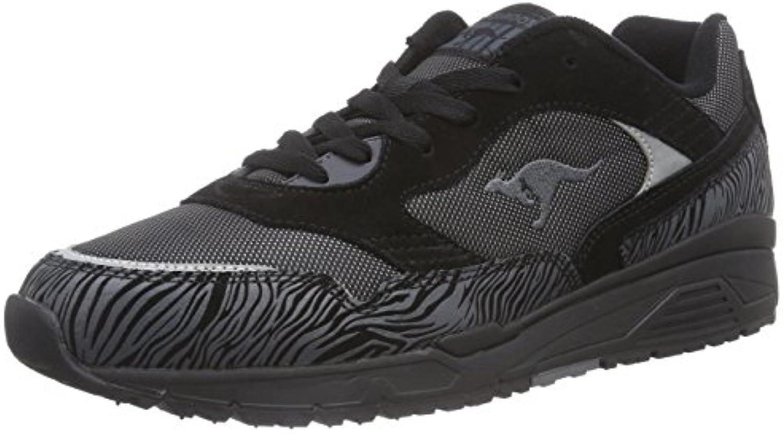 KangaROOS Ultimate All Black Herren Sneakers  Billig und erschwinglich Im Verkauf