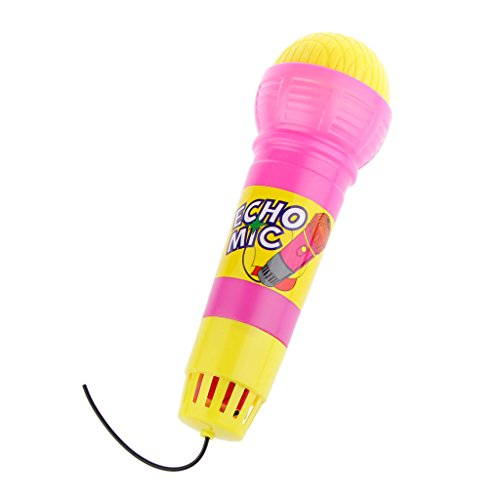 ELECTROPRIME Baby Kids Toys Magic Mic Echo Microphone Speech Learning Music Sound Gift
