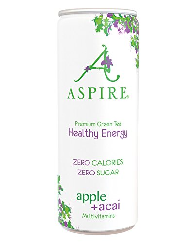 Aspire Apple & Acai Healthy Energy Drink (24x250ml)