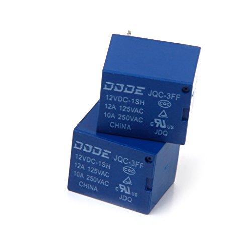 2pcs-12v-dc-10a-5pol-mini-power-relais-srd-12v