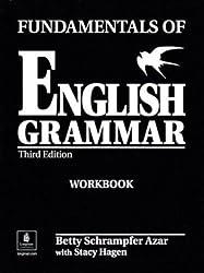 Fundamentals of English Grammar Workbook (Full Edition) (with Answer Key): Full Workbook with Answer Key (Azar English Grammar)