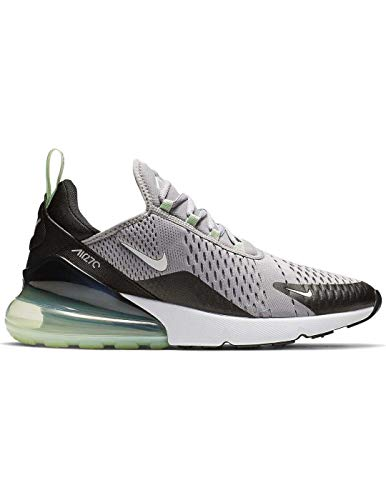 Nike Herren Air Max 270 Leichtathletikschuhe, Mehrfarbig (Atmosphere Grey/White/Fresh Mint/Black 1), 42.5 EU
