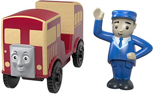 Der Zug Thomas FHM30-Lokomotive Bertie-Zug aus Holz Spielzeug -
