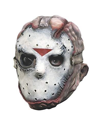 Horror-Shop Jason Latex Maske