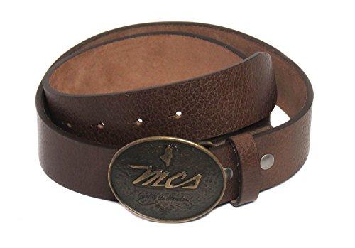 marlboro-classics-cintura-in-pelle-per-uomo-con-fibbia-metallica-logata-di-colore-marrone-l-95