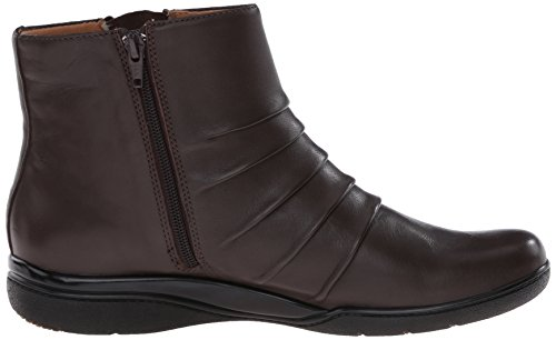 Clarks Kearns Blush Boot Brown Leather