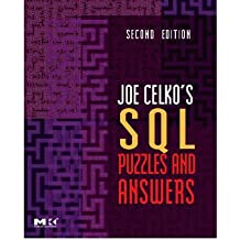 [(Joe Celko's SQL Puzzles and Answers)] [ By (author) Joe Celko ] [October, 2006]