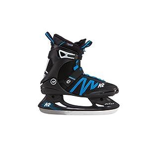 K2 Herren Schlittschuhe FIT ICE PRO – schwarz-blau – 25B0002.1.1