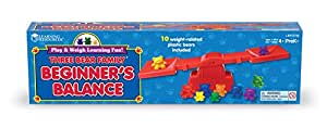Learning Resources The Original Three Bear Family Beginner's Balance Set
