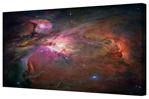 canvart-orion-star-nebula-deep-space-framed-canvas-picture-wall-art-xl