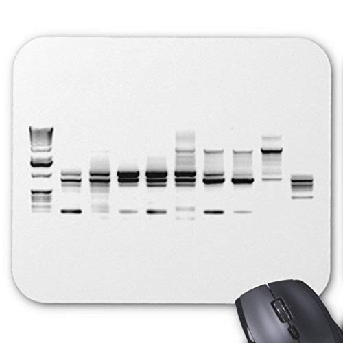 DNA Gel Mauspad Computer Mousepad 300 * 250 * 3mm -