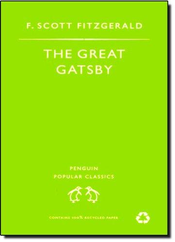 The Great Gatsby (Penguin Popular Classics)
