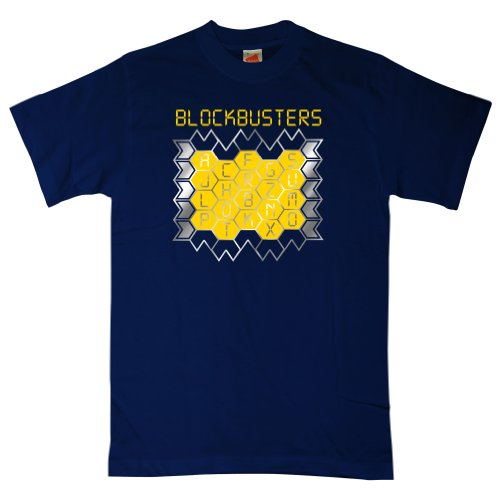 Mens Blockbusters T Shirt
