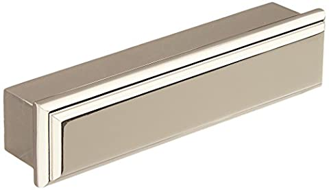 Amerock BP26137-PN 96mm Pull - Nickel poli