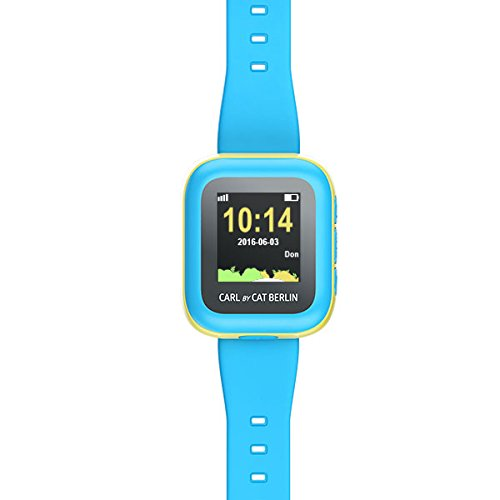 CAT Berlin C-CGKW-1611 Carl Kids Tracker blau Abbildung 2