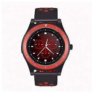 JSGJSH 2018 Intelligentes Armband 2018 Kind Bluetooth Smart Watch mit Kamera Facebook Whatsapp Twitter Sync SMS Smartwatch Unterstützung SIM TF Karte für Android
