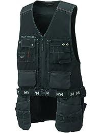 Helly Hansen 76341_999-XS Chelsea Construction Vest Taille XS Noir/Gris Foncé