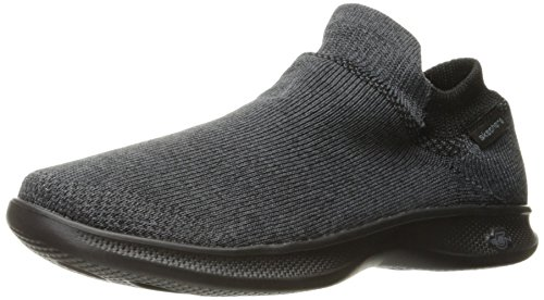 Skechers Go Step Lite-Ultrasock, Zapatillas Altas Para Mujer, Negro (Black), 39 EU